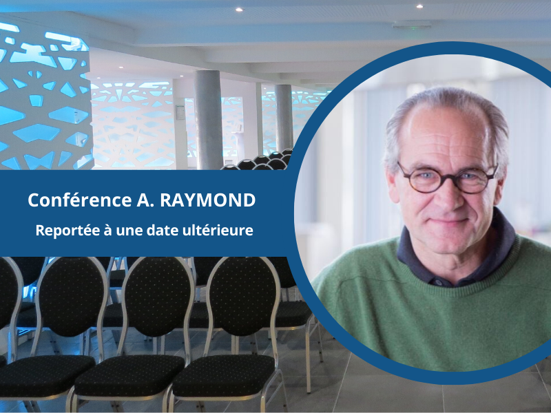 AISG actu report Raymond Antoine AISG